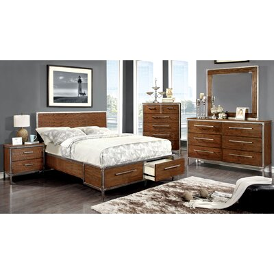 Chaparral Panel Customizable Bedroom Set