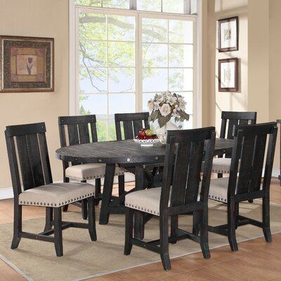 Gaudette 7 Piece Dining Table