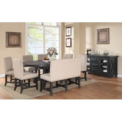 Gaudette 8 Piece Dining Set