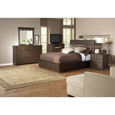 Beartree Panel Configurable Bedroom Set