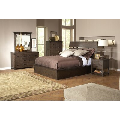 Walsenburg Storage Panel Customizable Bedroom Set