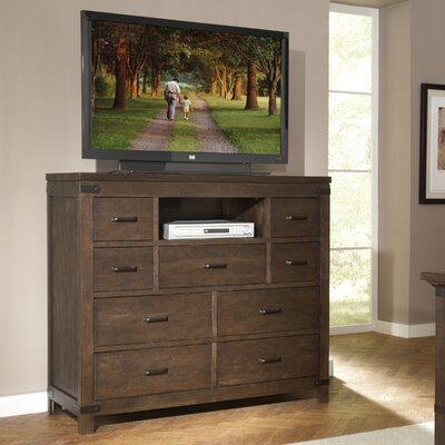 Colfax 9 Drawer Media Chest