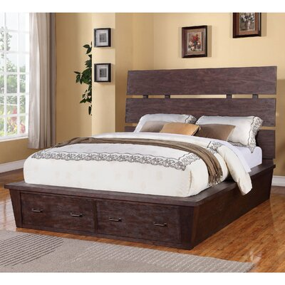 Colfax Storage Slat Bed