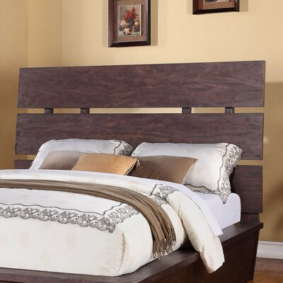 Colfax Wood Headboard Size: Queen