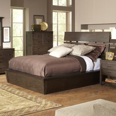 Beartree Slat Panel Bed