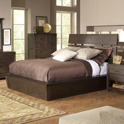Colfax Slat Panel Bed