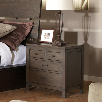 Beartree 3 Drawer Bachelors Chest