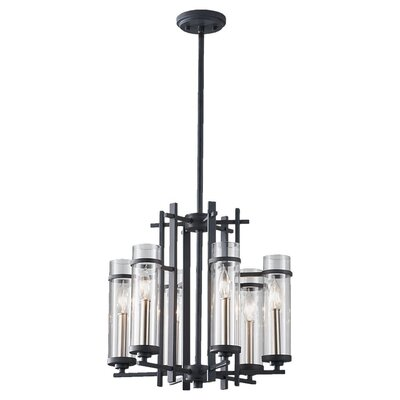 Yucca Valley 6-Light Candle-Style Chandelier