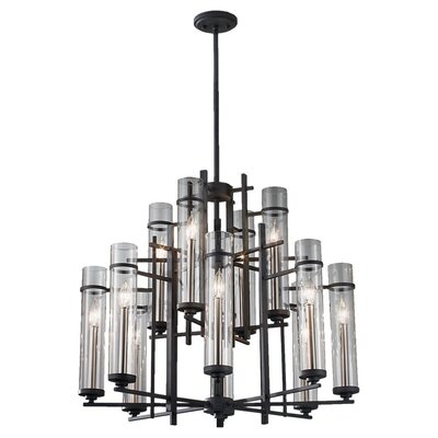 Yucca Valley 12-Light Candle-Style Chandelier