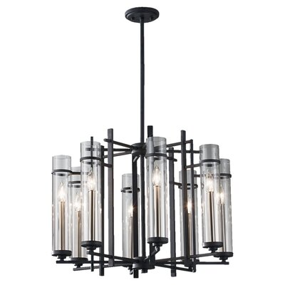 Yucca Valley 8-Light Candle-Style Chandelier