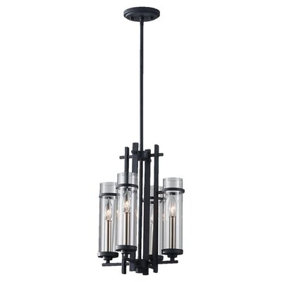 Yucca Valley 4-Light Candle-Style Chandelier