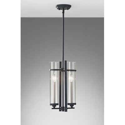 Yucca Valley 2-Light Foyer Pendant