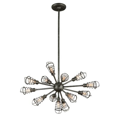 Christopher 13-Light Cluster Pendant