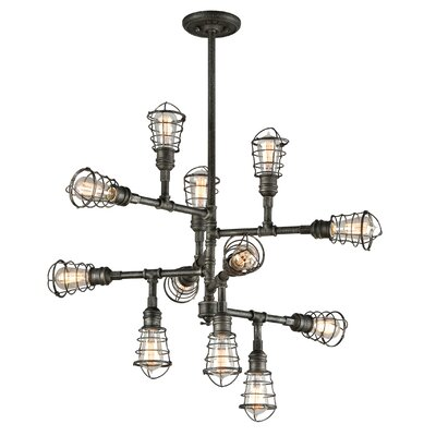 Morgana 12-Light Sputnik Chandelier