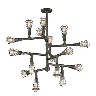 Morgana 16-Light Sputnik Chandelier
