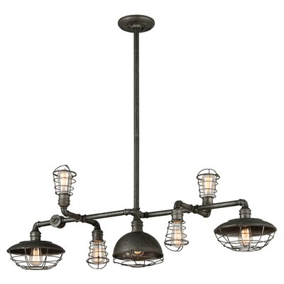 Christopher 7-Light Kitchen Island Pendant
