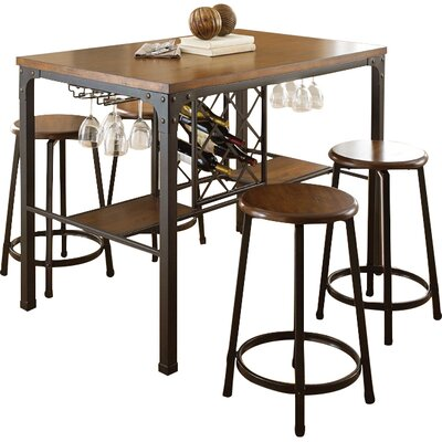 Rockwood Counter Height Pub Table Set