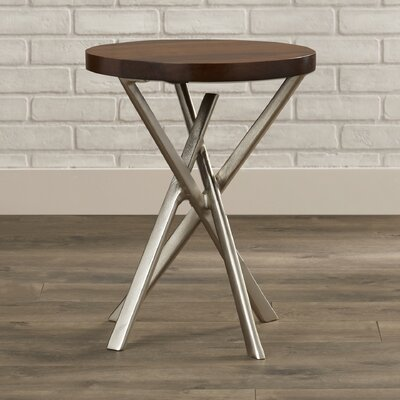 Redlands End Table