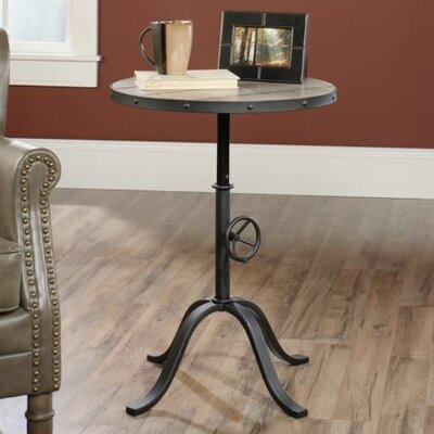Albata End Table