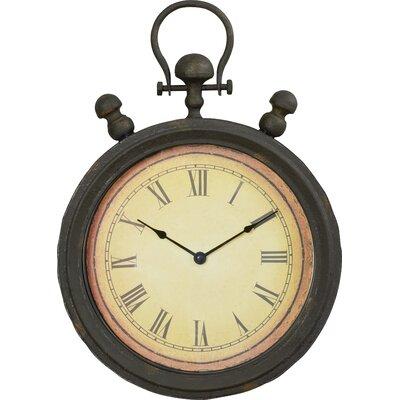 Antique Stopwatch Metal Wall Clock TADN2854 27438622