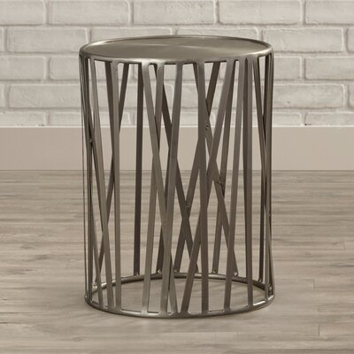 Kori Drum End Table
