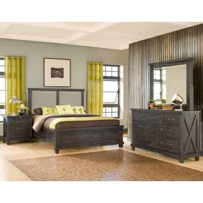 Gaudette Upholstered Platform Bed