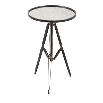 Claystone End Table