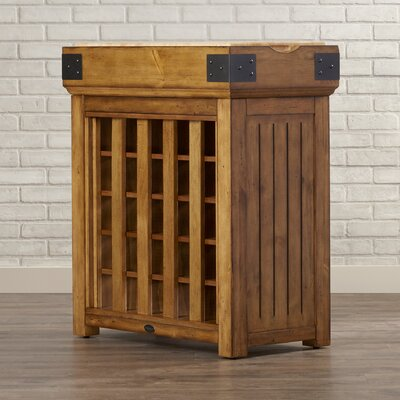 Emmy 25 Bottle Floor Wine Rack