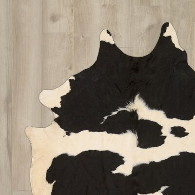 Agate Handmade Black/White Area Rug