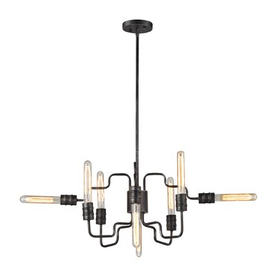 Columbus 8-Light Sputnik Chandelier