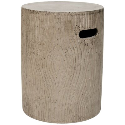 Brookhollow End Table Finish: Dark Gray