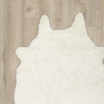 Sebastopol Handmade White Area Rug