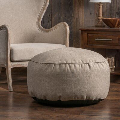Bean Bag Chair Upholstery: Khaki