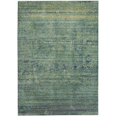 Celeta Green Area Rug Rug Size: 8 x 10