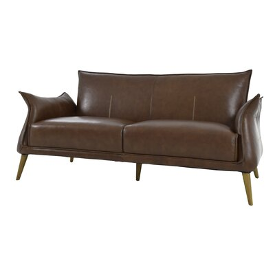 Debi Leather Sofa