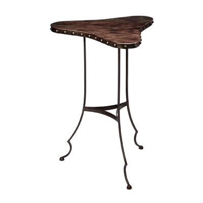 Burmaster End Table