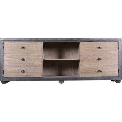 Jefferson 70 TV Stand