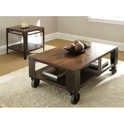 Carmela 2 Piece Coffee Table Set