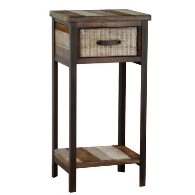 Clayera End Table
