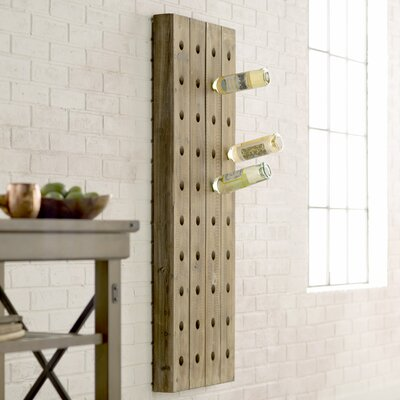 Wolpert 40 Bottle Wall Mounted Wine Rack
