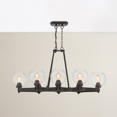 Fulton 8-Light Kitchen Island Pendant