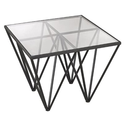 Summer Square 21 End Table