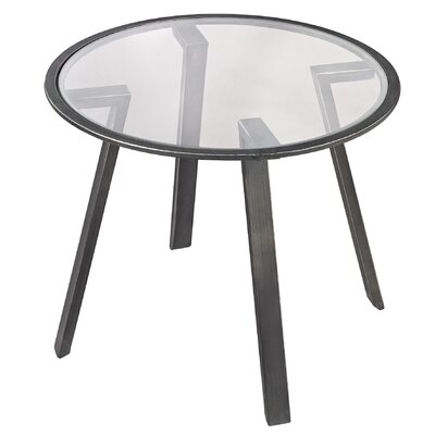 Summer Round End Table