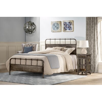Lawrenceville Panel Bed Size: Queen