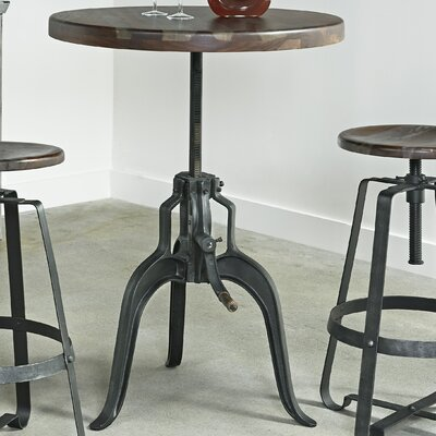Evergreen Adjustable Pub Table