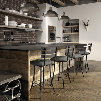 Bryant 30.75 Swivel Bar Stool