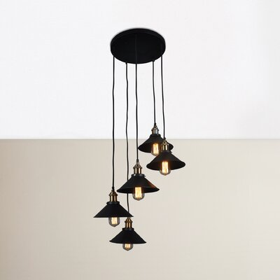 Gilroy Circular 5-Light CasPendant
