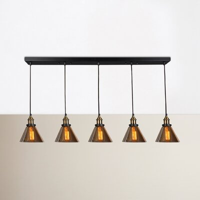 Lorelei 5-Light Kitchen Island Pendant