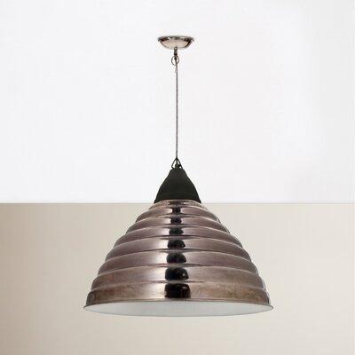 Simon 1-Light Bowl Pendant