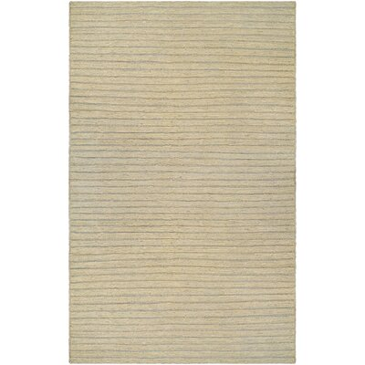 Susanville Hand-Woven Caramel Area Rug Rug Size: Rectangle 96 x 136